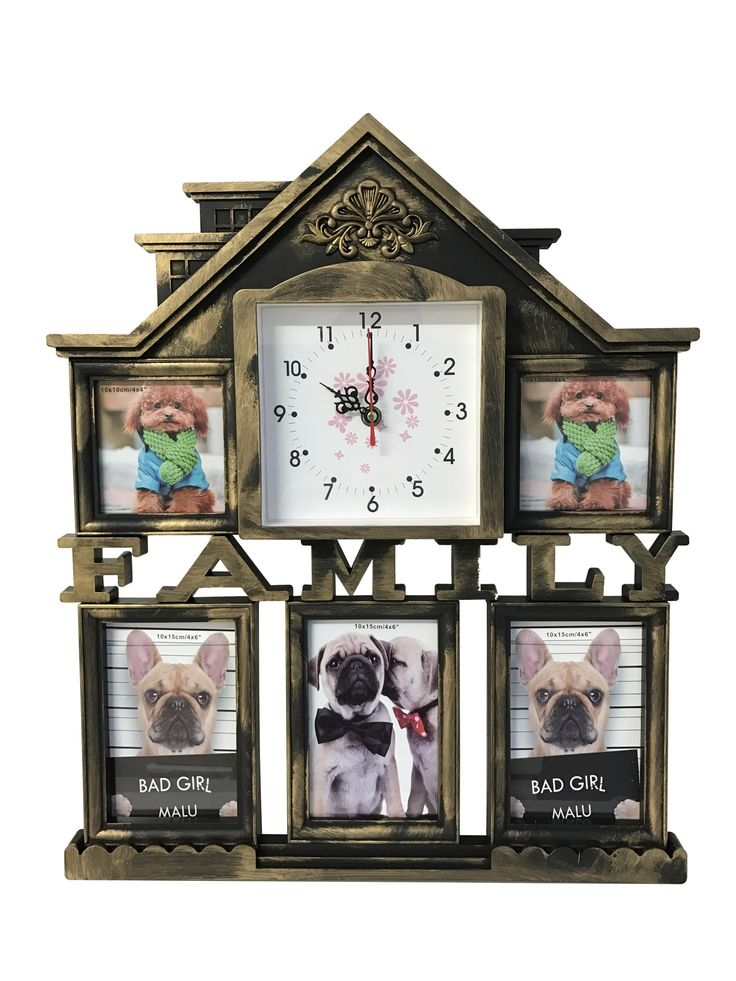 family house collage picture frame - Diy Picture Frame Collage