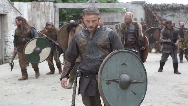 'Vikings': The lure of historical drama