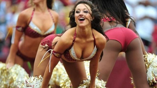 The Best Cheerleader Wardrobe Malfunctions Sexy Pins Pinterest Wardrobes Cheer And Count
