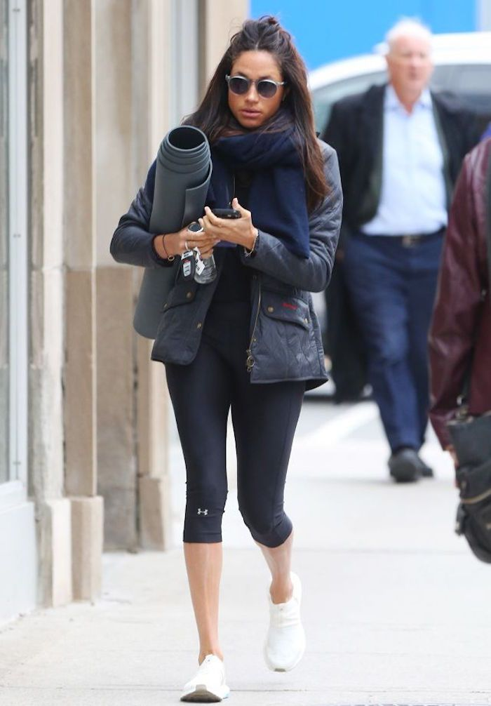 6b05bd1af7cb4 style files: Meghan Markle | get her chicest looks for less | #theeverygirl