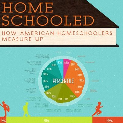 Do you ever wonder how American homeschoolers measure up? This infographic is amazing and very thorough! It spells it all out for us with amazing statistics and great arguments to present to those who oppose or look down on homeschooling. Please take a look and share with your friends and family! Dumbing Us Down: The …