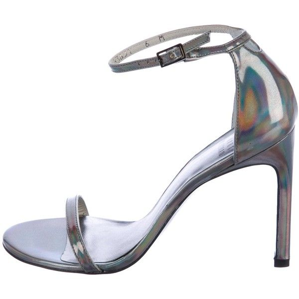 Pre-owned - Patent leather sandals Stuart Weitzman lWVWP