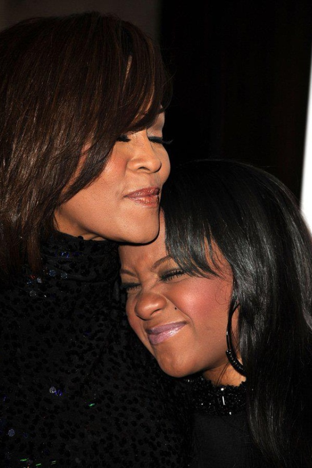 Whitney and Krissi 2gether 4ever-no words, too sad...rest in paradise July 2015