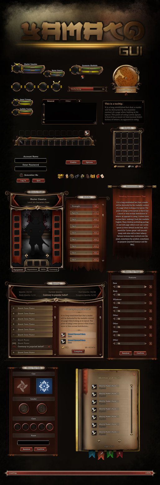 Yamato-GUI by VengeanceMK1 on DeviantArt
