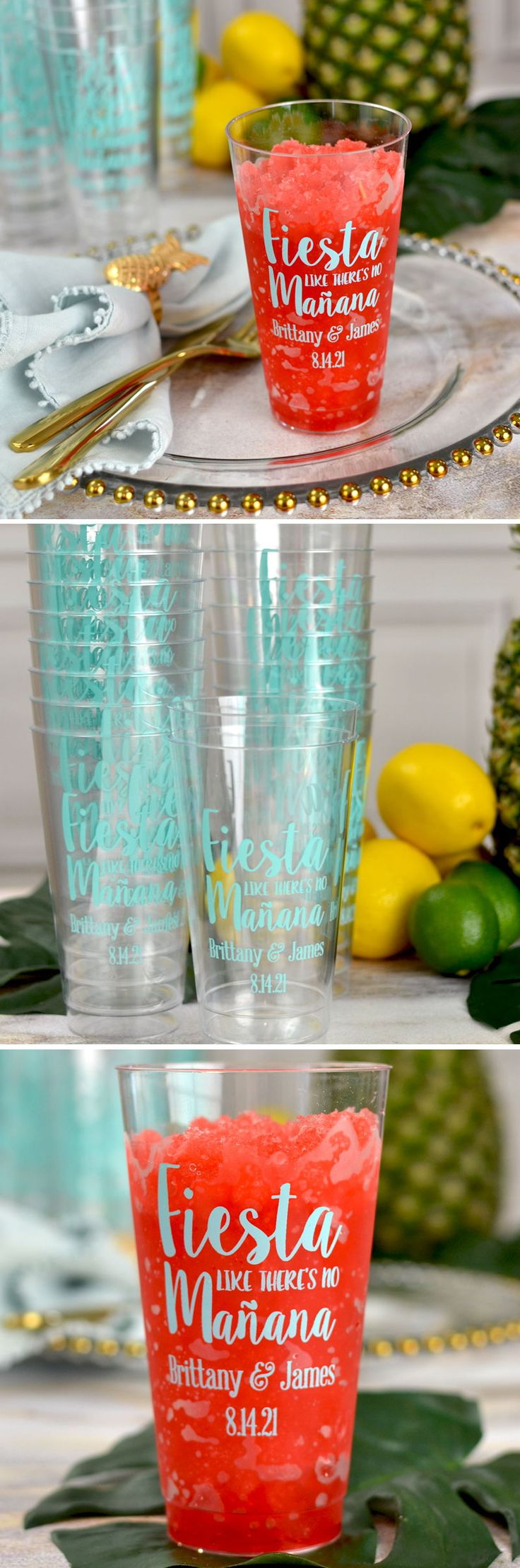 43 best Wedding Cups images on Pinterest