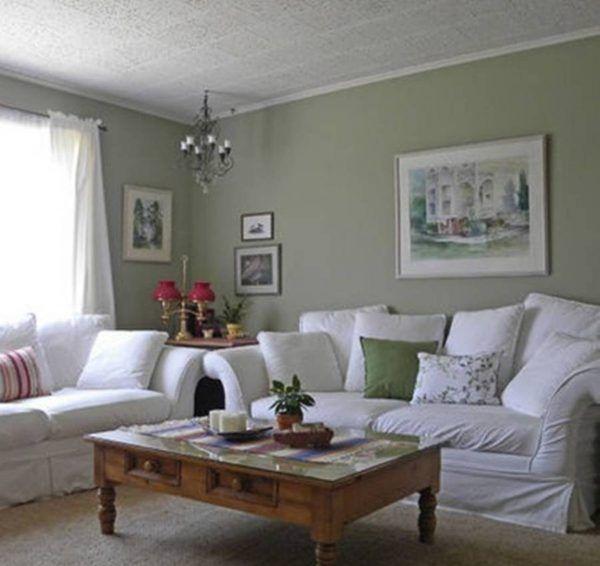 25 Beauty Sage Green Living Room Ideas Home Decor And Garden Ideas Green Walls Living Room Living Room Decor Green Walls Sage Green Living Room
