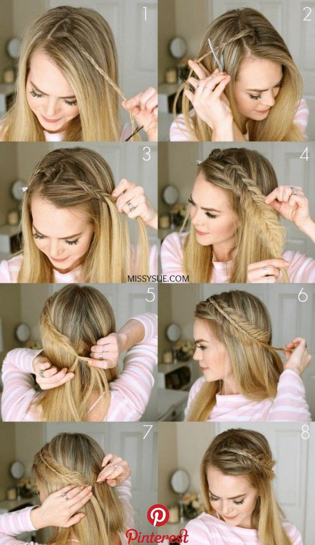 100 Cool Hair Style Ideas You Can Try At Home Page 21 Hair