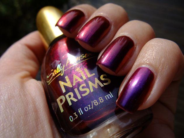 Sally Hansen Nail Prisms - Burgundy Orchid 01