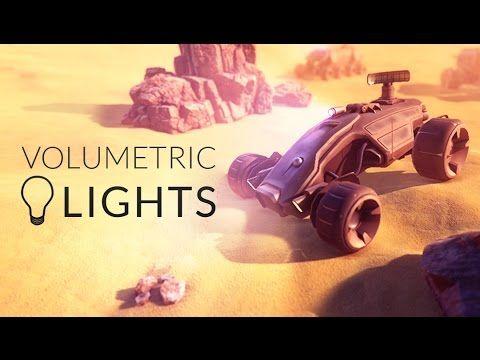 How to get Volumetric Lighting in Unity 5 - Tutorial