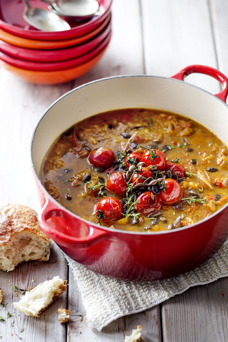 Le Creuset Cast Iron French Ovens are perfect for your stews, soups and casseroles this winter