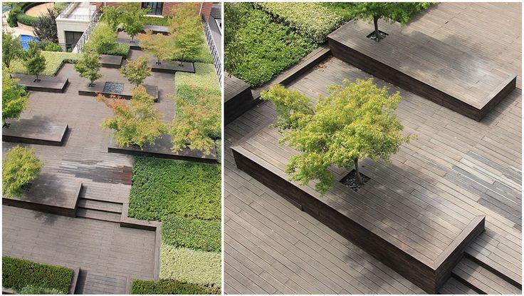 Roof Terrace Design Z T Studio Landscape By Design