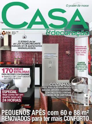 Revista Casa & Decoração - Ed.68