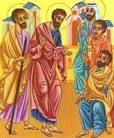 LECTURAS DEL DIA: Lecturas y Liturgia del 29 de Abril de 2014  Hechos 4, 32-37 Salmo 93, 1-2.5 Juan 3, 7b-15
