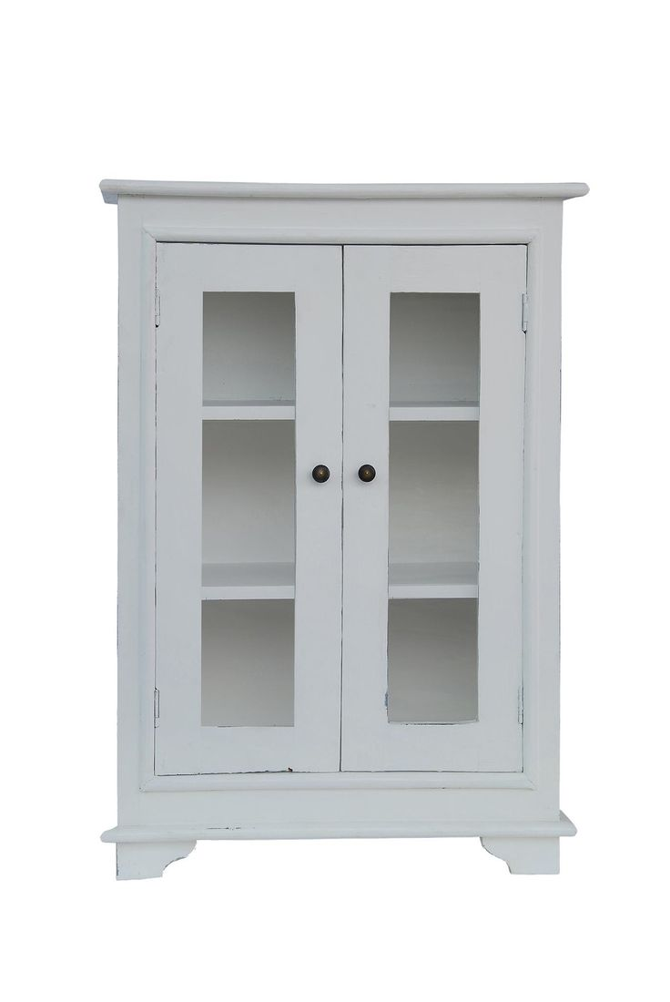 Sevilla Small Cabinet With Glass Door