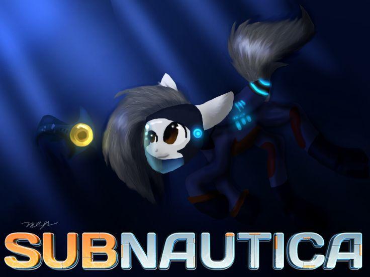 mlp subnautica :D