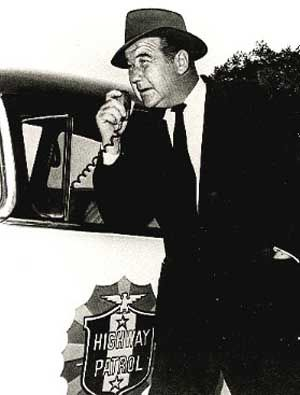 Highway Patrol - Broderick Crawford - great guy - I met him!