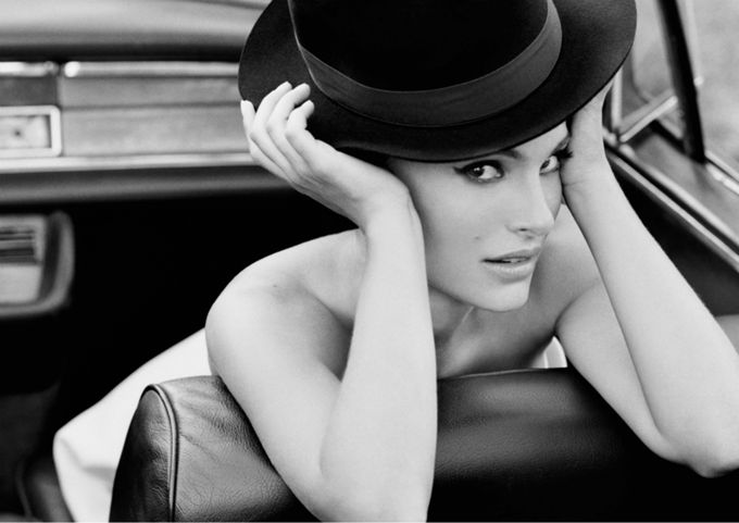 Natalie Portman for Miss Dior La vie en rose