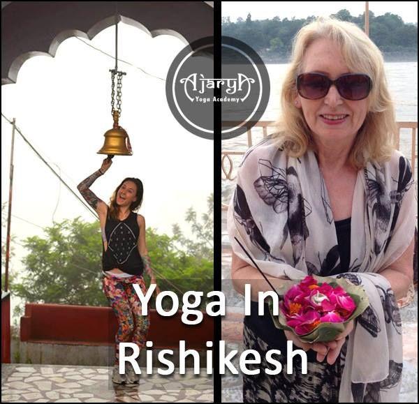 Come to Rishikesh and become a Yoga Teacher this September!! http://www.ajarya.com/yoga-teacher-training-rishikesh.php
