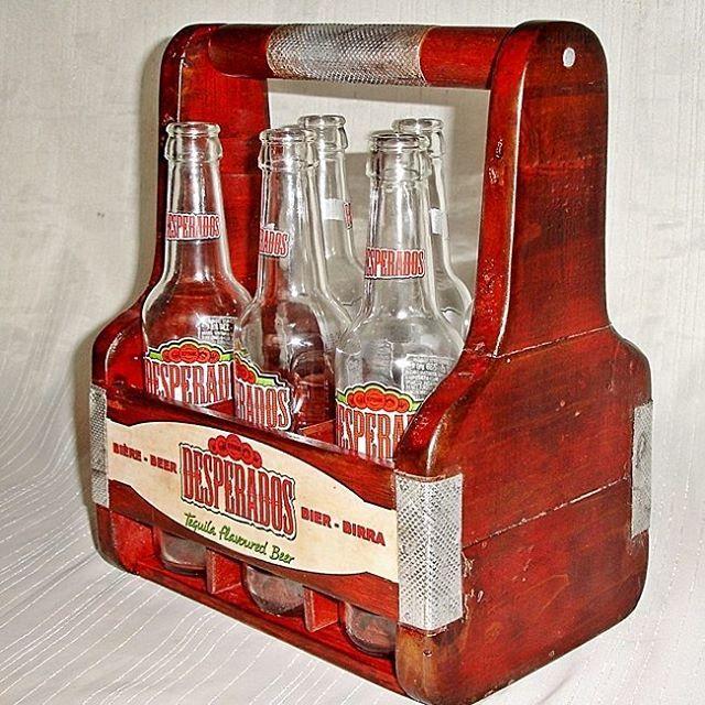 Caja Retro Cerveza Desperados