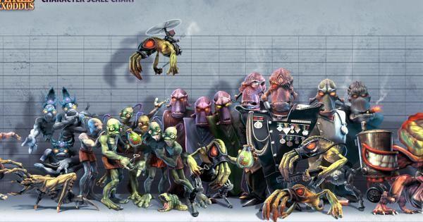 Este tema gratuito de Oddworld Abe's Oddysee llegará a PS4 - LEVELUP