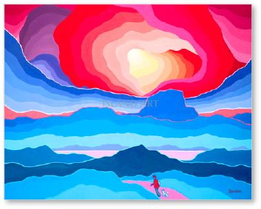 Ted Harrison | Island Art Publishers