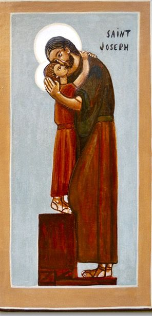 St. Joseph and Jesus                                                                                                                                                      Más