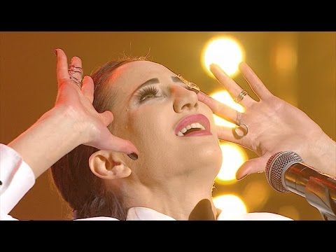 Justyna Steczkowska - Moja krew (Live) |Orkiestracja Adam Sztaba|