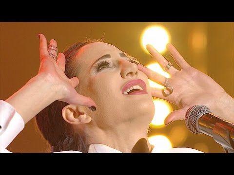 Justyna Steczkowska - Moja krew (Live)  Orkiestracja Adam Sztaba 