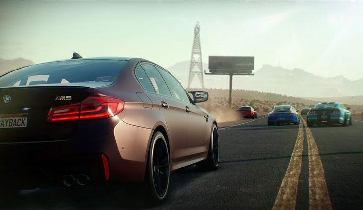 Need For Speed Payback 'de Gerçek Zamanda Henüz Çıkmamış Araba Olacak