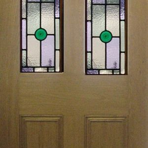 Internal Doors With Stained Glass Panels
