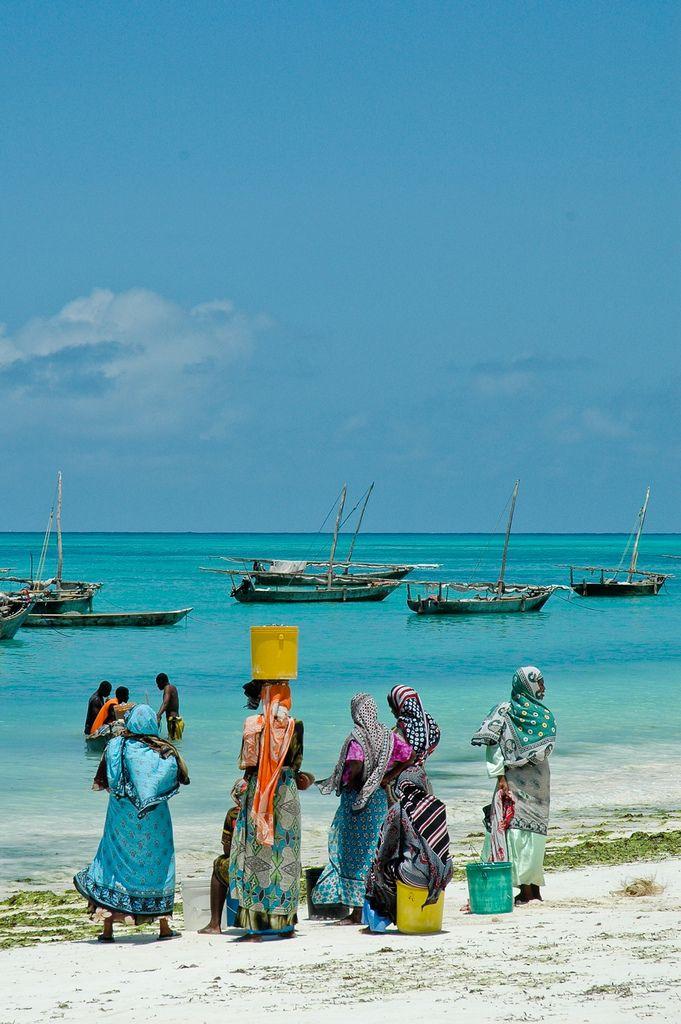 Sea and ocean Zanzibar, United Republic of Tanzania (TZ) - Africa