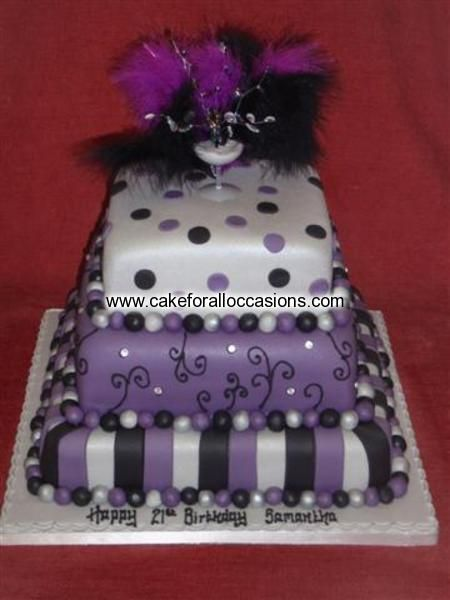 53 best Cool cakes images on Pinterest 40th birthday cakes 40