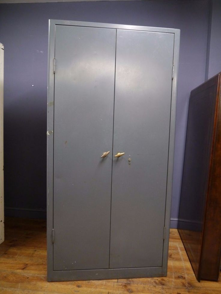 Large Vintage Armoire