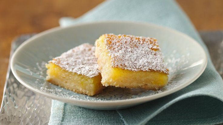 Best lemon bar recipe ever!  Enjoy this baked lemon bars recipe - perfect for a dessert and to serve a group.
