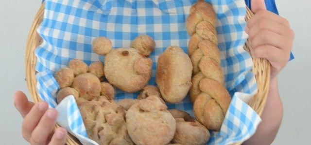 Kidsproof: Broodjes bakken met kinderen -