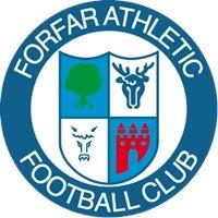 Forfar Athletic fc Schotland Logo