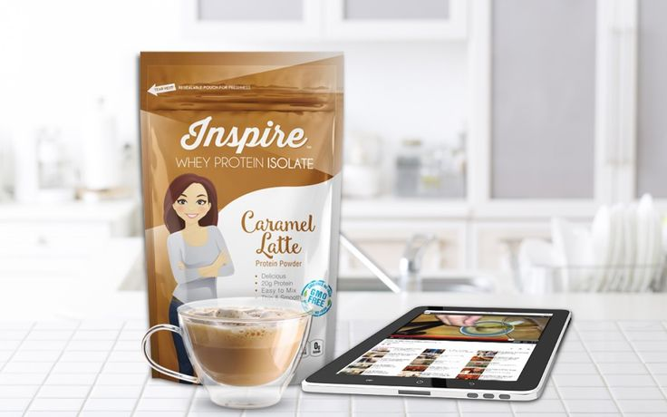 How to Add INSPIRE Protein Powder to your Hot Coffee!