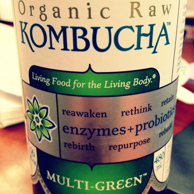 How Much Do I Drink Daily Of  Raw Kombucha