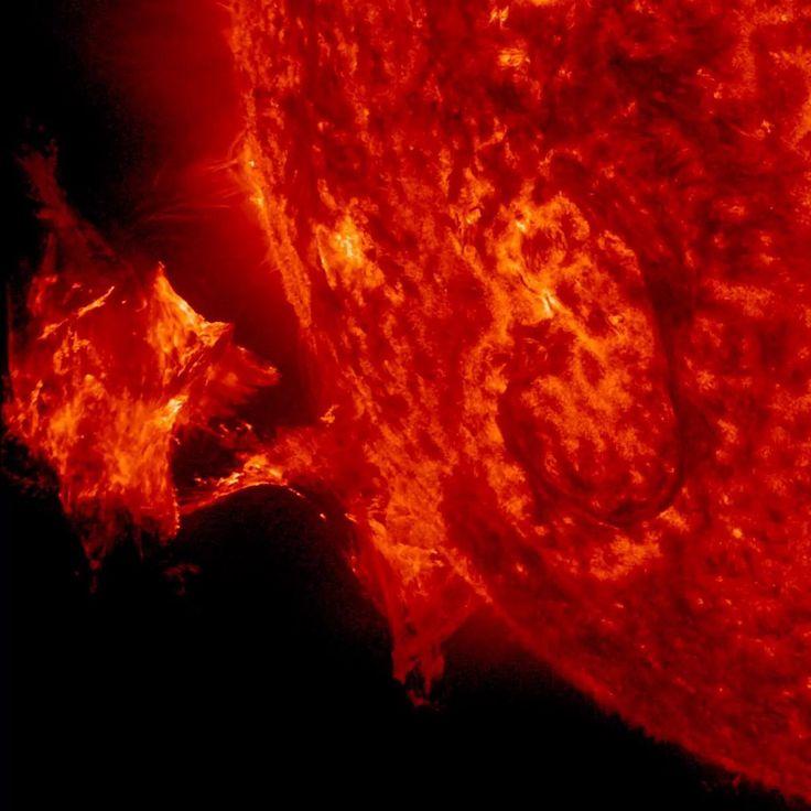 Solar flare - Sept 2014