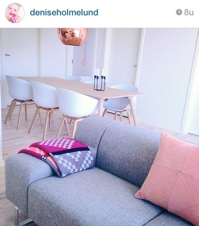 Stue spisestue bolia seville sofa hay tomdixon bolig hjem dansk design boligindretning boliginspiration