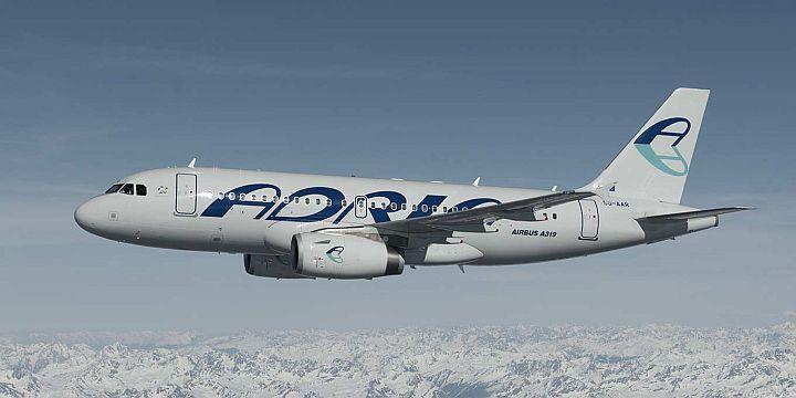 Adria Airways вновь начали летать в Украину