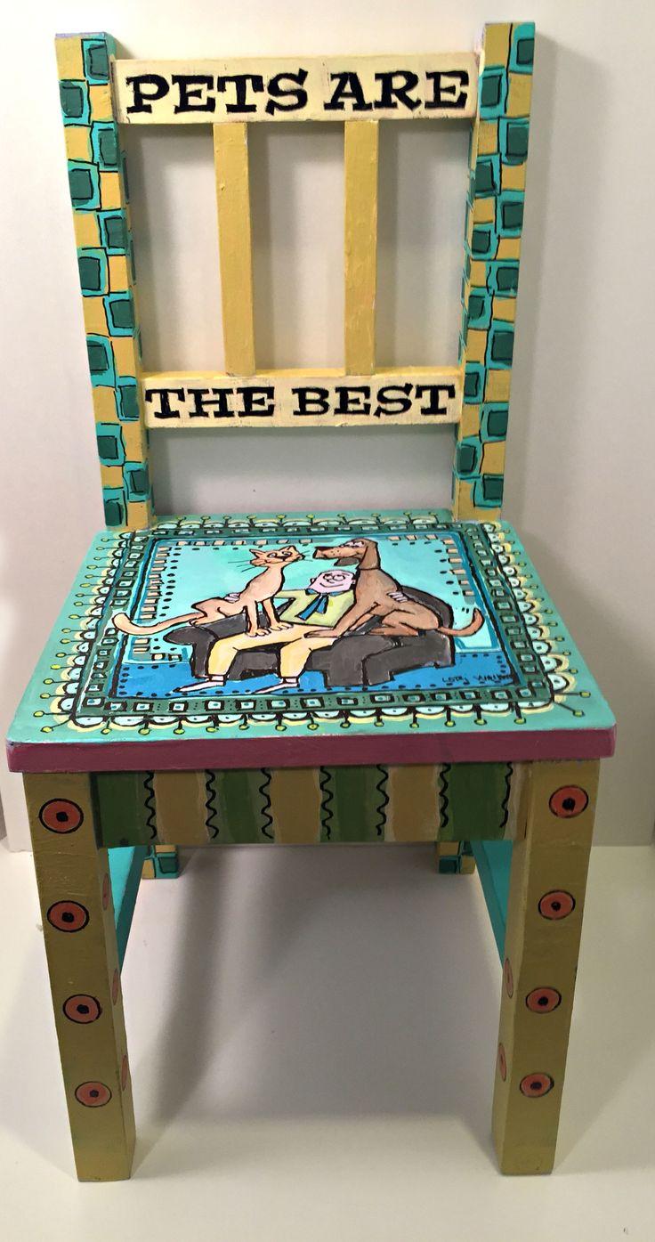 25+ unique Painted childs chair ideas on Pinterest ...