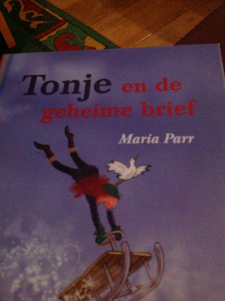 B boek Tonje en de geheime brief. (Olle en Lena; zilveren griffel) Speelt in Noorwegen. Thema's  : vriendschap en geheimen.