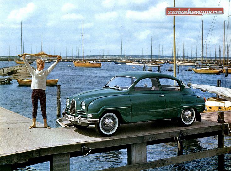 Der Saab 96 ist wirklich ein Auto, das mehr sein will als scheinen, und diesen Vorsatz auch wirklich konsequent vor Augen führt: http://www.zwischengas.com/de/FT/fahrzeugberichte/Vom-Flugzeughersteller-Saab-96-etwas-besonderes-.html?utm_content=buffer77d50&utm_medium=social&utm_source=pinterest.com&utm_campaign=buffer Foto © Zwischengas Archiv