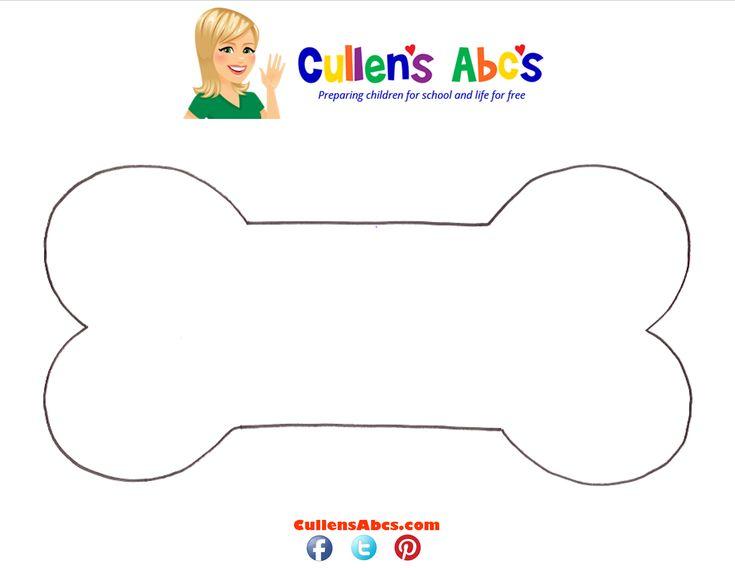Dog Bone Pattern Cullen Abc...