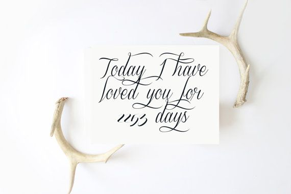 Today I have loved you card DIY printable by Papierscharmants
