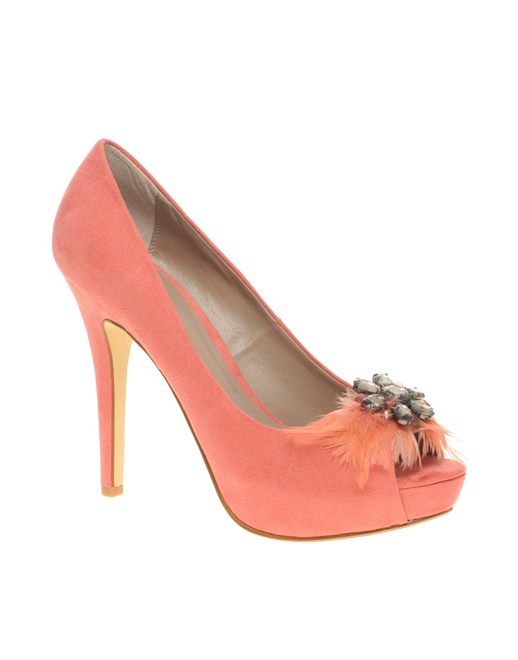 Peach Wedding Shoes 011 - Peach Wedding Shoes