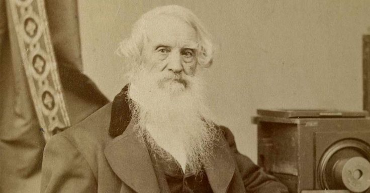 Samuel Morse Developed the Telegraph Because of a Personal Tragedy