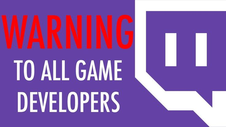 A Warning To All Game Developers - YouTube<<<PLEASE PIN THIS EVERYWHERE. GIVE IT VIEWS, LIKES, AND WHATEVER YOU CAN TO HELP!