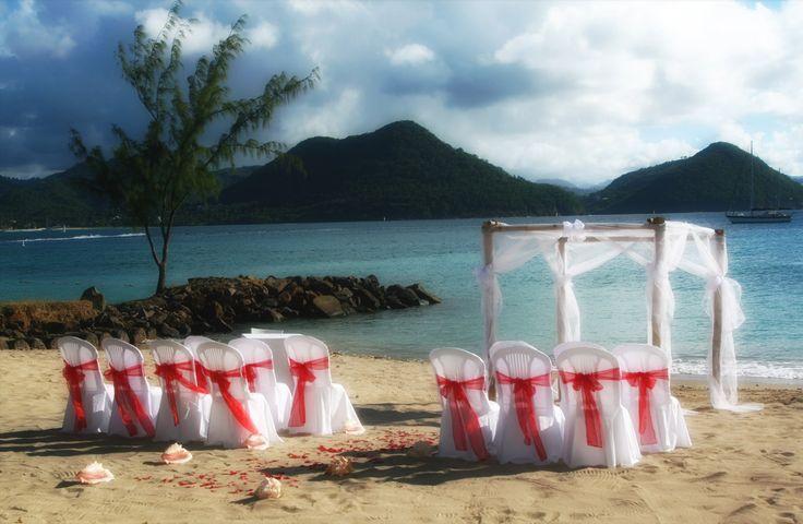 Red Wedding Decorations